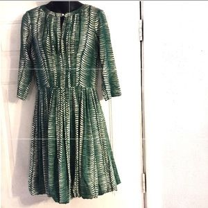 Tracy Reese Bubble Hem Dress